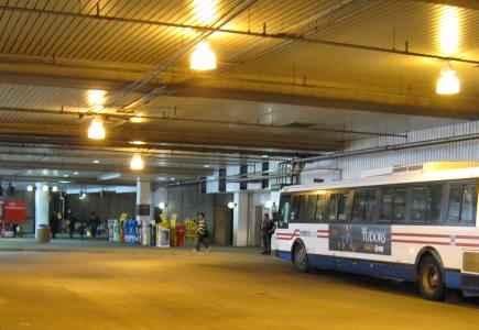 Bethesda Metro Station