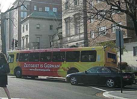 Germany.info bus